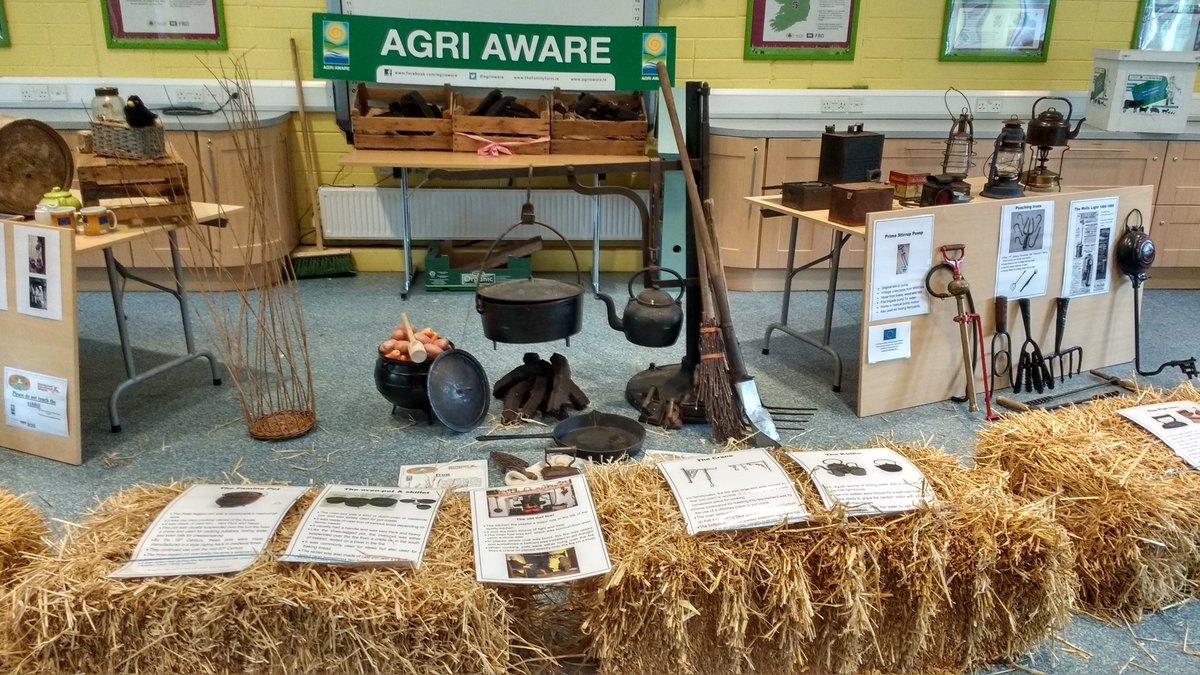 Heritage Week -History of Farming & Farm Antiques Display